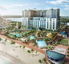Hollywood Florida Hotels | Margaritaville Hollywood Beach Resort | Oceanfront Hotel in Florida