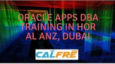 best oracle training institutes: Oracle Apps DBA Training in Hor Al Anz, Dubai