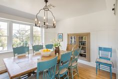 Iredell St - farmhouse - Dining Room - Los Angeles - thea home inc