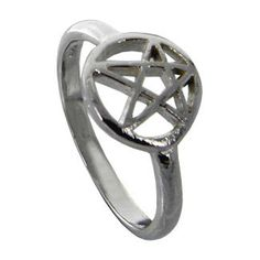 Sterling silver Star Ring Black Oxidized for by jewelkingthai, $12.00