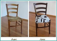 Wishbone Chair, Cottage Style, Upcycle, Dining Chairs, Diy, Furniture, Home Decor, Pots, Bridge