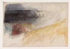 Joseph Mallord William Turner 'Land's End, Cornwall', c.1834