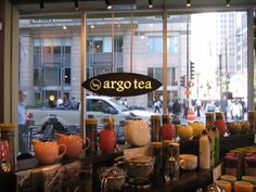 Argo Tea. Yet another reason to move to Chicago.
