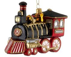 Buy Black and Red Locomotive for R910.00