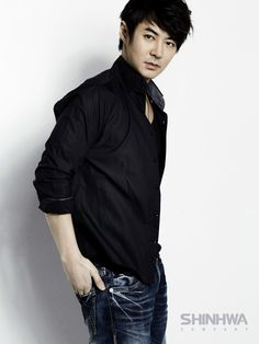 Jun Jin - he just keeps getting hotter. @Josephine Kimberling Larsson
