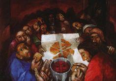 ultima cena , Eucaristia, Giovedì santo, Koder