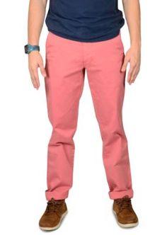 Vintage 1946 Men s Sunny Stretch Twill Flat Front Pant - Charleston Brick -  40 Average Color. Color LadrilloPantalon ... 589606e79128