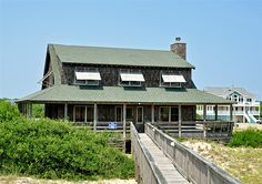 Twiddy Outer Banks Vacation Home - Beyond Buxton - 4x4 - Oceanfront - 6 Bedrooms