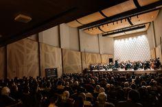 Orquestra Sinfônica Brasileira na Sala Cecília Meireles. Foto: Cicero Rodrigues