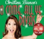 O Come All Ye Divas theatre tickets - Charing Join Celine Dion, Adele, Barbra Streisand, Shirley Bassey, Britney Spears  more of your favorite female vocalists, on stage together in the singular form of Christina Bianco!  A girl of a thousand vo http://www.comparestoreprices.co.uk/january-2017-3/o-come-all-ye-divas-theatre-tickets--charing.asp