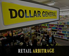 Today we check out the dollar stores… specifically, Dollar General and Dollar…