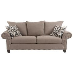Casbah Sofa | Fabric Furniture Sets | Living Rooms | Art Van Furniture - the Midwest's #1 Furniture & Mattress Stores