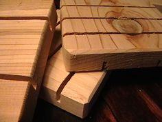 BLOOPER Cedar Natural Wood Spa Soap Dish 50 by PineBranchDesigns, $35.00
