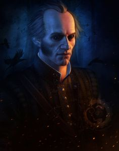 The Witcher: Regis by Yowsie