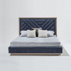 Bed Headboard Design, Bedroom Bed Design, Bedroom Furniture Design, Home Room Design, Headboards For Beds, Bed Furniture, Bedroom Decor, Bed Back Design, Bed Frame Design