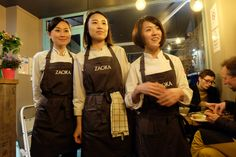 Zaoka-restaurant tawanais-paris 5 Paris Restaurants, North Face Backpack, The North Face, Backpacks, Bags, Fashion, Handbags, Moda, Fashion Styles