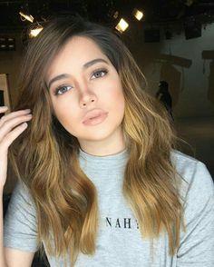Sue Ramirez. Make up Filipina Actress, Filipina Beauty, Sue Ramirez, Star Awards, Just The Way, New Movies, Fangirl, Make Up, Singer