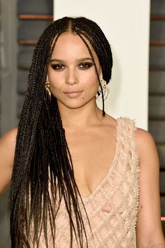 Zoe Kravitz opens up about her eating disorder | NYLON