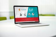 Site criado para o evento PIC BRASIL 2016. O site pode ser visto em www.pic2016.com.br #graphicdesigner #website #designgrafico #layout #sitepilates