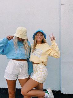 Foto Best Friend, Best Friend Photos, Best Friend Goals, Bff Goals, Cute Summer Outfits, Cute Casual Outfits, Spring Outfits, Mode Hipster, Hipster Hair