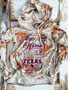 """Homegrown in Round Top Texas"" from Junk Gypsy Co."
