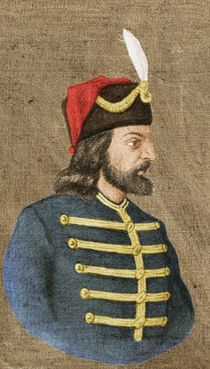 Prvi Srpski Knez Vlastimir Gothic Vampire, National History, Serbian, Romans, Archaeology, Beanie, Design, History, Lawn