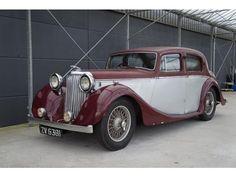 Online veilinghuis Catawiki: Jaguar - Saloon Mark, IV 1776cc - 1947