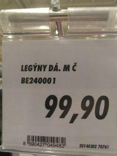 Já chci Legýny! via Verča Vrbenská.