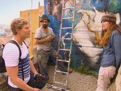 Valparaiso street Artists
