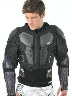 EVS Black G6 Ballistic Jacket (Inc Belt) Body Armour | EVS | FreestyleXtreme