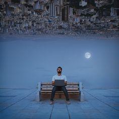 Photomanipulations by Hossein Zare