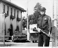 Ex-militants charged in S.F. police officer's '71 slaying at station - SFGate