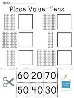 1st grade counting worksheets objects to 30 1a grade 2