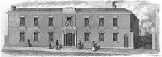 The earliest image of Elkington's manufactory at Newhall Street, Birmingham  1840