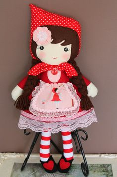 Our Mama Luvs Me 'Red Riding Hood'  https://www.facebook.com/pages/Mama-luvs-me/198752180153182?ref=ts=ts