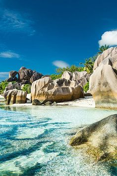 Anse Lazio, Praslin, Seychelles                                                                                                                                                     More