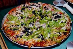 Columbia's famous Shakespeare's Pizza. You should probably go there if you haven't already!