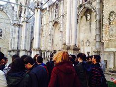 Visita a Lisboa