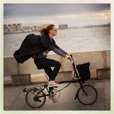 Image result for brompton girl