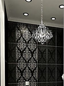 1000+ images about Bathroom mini chandelier on Pinterest