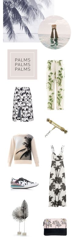Apartment 34 | Trend Spotting: {Let's All Put a Palm On It!}