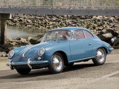 1963 Porsche 356 B 1600 Coupe by Karmann