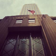 Empire Building, NYC.