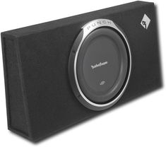 Fosgate subs are a series of Rockford. It is the most updated series of Rockford. It is mostly known for its bass boosting system. It is made with a tough material that makes you worriless so that you can play it for hours. It has a mounting depth of only 1.8 inches. It has a rubber surround on it that can pass more air through it and produce deep bass. #best_shallow_sub #shallow_mount_subwoofer_vs_regular #best_8_inch_shallow_mount_subwoofer #pioneer_ts_swx2502 #Rockford_subwoofer Small Subwoofer, Rockford Fosgate, Open Spaces, Speakers, Vehicle, Eat, Vehicles, Loudspeaker
