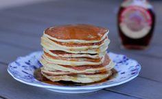 Les Pancakes au mascarpone d'Amandine