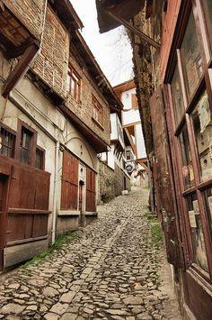 World Heritage Safranbolu Town, North West Anatolia, Turkiye