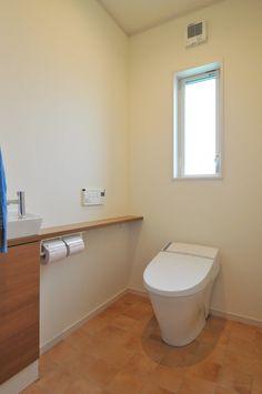 南欧風インテリアと快適生活設計の間取り、5LDKの住まい。 | プロヴァンススタイル|実例集|岡山・倉敷の土地分譲、建売モデルハウス、木造注文住宅|創宅