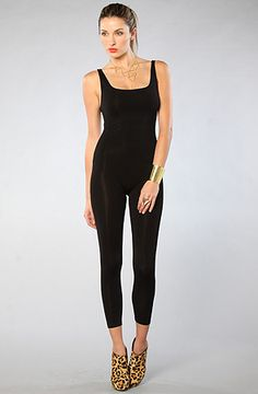 The Avalon Jumpsuit by Blaque Market...does wonders for women with a shape.