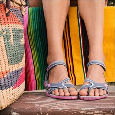 Spending time outside this weekend? Strap on a pair of Teva sandals and enjoy the outdoors.
