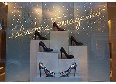 salvatore ferragamo... love the name in lights